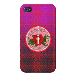 Señora De La Caridad Del Cobre iPhone 4 Cobertura