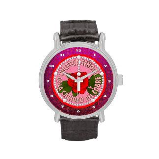 Señora De La Caridad Del Cobre Relojes