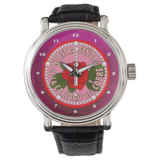 Señora De La Caridad Del Cobre Reloj De Mano