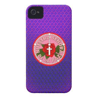 Señora De La Paz iPhone 4 Case-Mate Cárcasas
