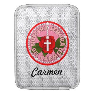 Señora Del Carmen Mangas De iPad