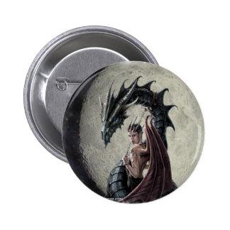 Señora del dragón - botón