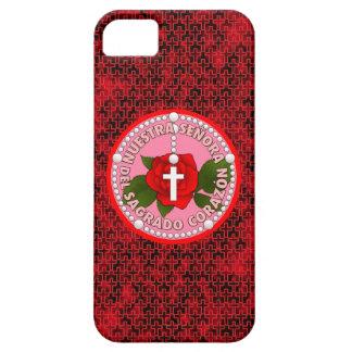 Señora Del Sagrado Corazón iPhone 5 Fundas