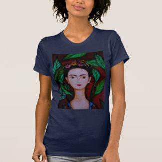 Señora famosa mexican Artist por Prisarts Camiseta