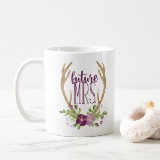 Señora futura Boho Mug Taza De Café