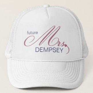 Señora futura Customizable Hat Gorra De Camionero