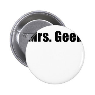 Señora Geek Pin