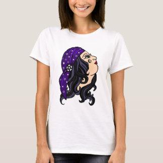 Señora gitana pagana camiseta