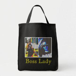 Señora Grocery Tote de Boss Bolsa Tela Para La Compra