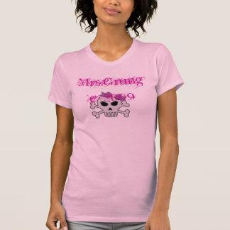 Señora Grunge 2009 Camisetas