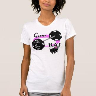 Señora Gym Rat Weightlifting T-Shirt