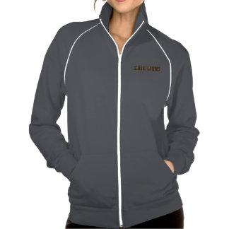 Señora Lions Fleece Jacket Chaquetas Imprimidas