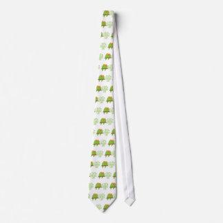 señora loca del lovebird corbata
