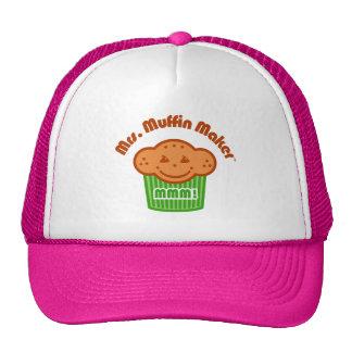 Señora Muffin Maker Gorro