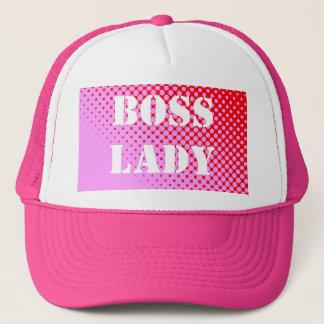 Señora Pink Hat de Boss Gorra De Camionero