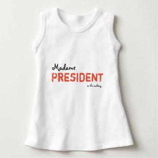 Señora presidente Baby/vestido del niño Vestido