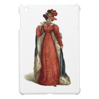 Señora roja de la regencia