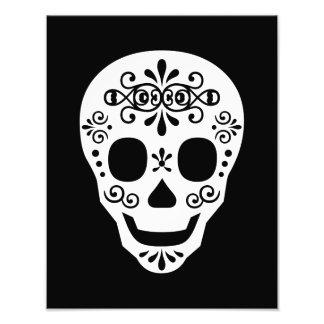Señora Sugar Skull por las pimientas de Leslie Fotografias