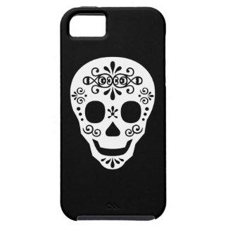 Señora Sugar Skull por las pimientas de Leslie iPhone 5 Case-Mate Carcasas