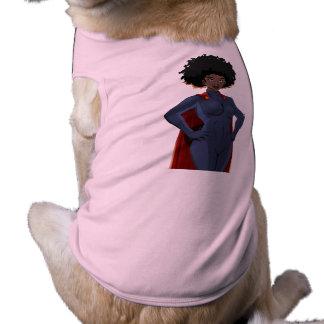 señora superhéroe