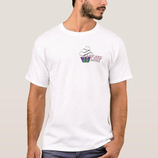 Señora T-Shirt de la magdalena de los hombres Camiseta