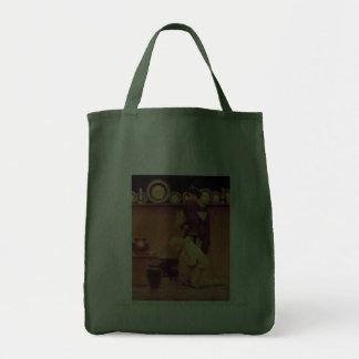 Señora Violetta y el bribón, 1923 Bolsa Tela Para La Compra