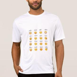 Sensación de Emoji Camiseta