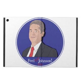 SENSACIÓN del aire del iPad EL JOHNSON 2