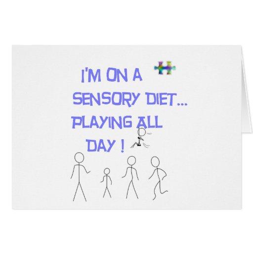 Sensorial-Dieta Felicitaciones