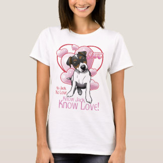 Sepa la camiseta de las mujeres del amor
