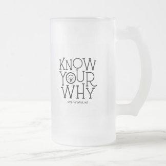 Sepa su porqué una taza de cerveza más elegante