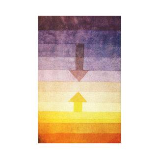 Miles de diseños de lienzos de arte de Paul Klee en Zazzle
