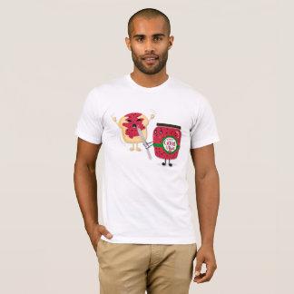 Separe la buena camiseta de la sensación