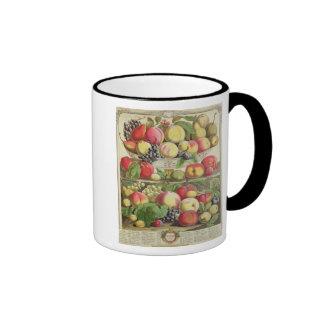 Septiembre, a partir de 'doce meses de las frutas taza