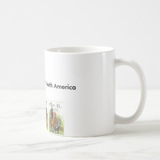 serama-sellos, consejo de Serama de Norteamérica Taza De Café