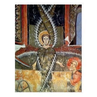 Seraphim que purifican los labios de Isaías Postal