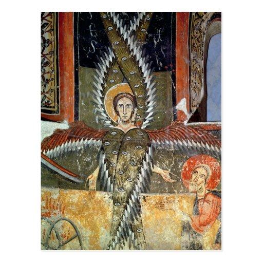 Seraphim que purifican los labios de Isaías Postales