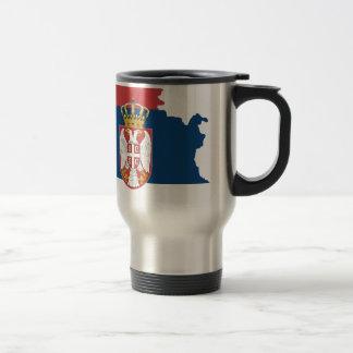 Serbia Taza De Viaje
