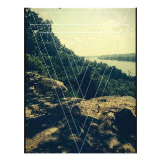 Serenidad de las naturalezas folleto 21,6 x 28 cm