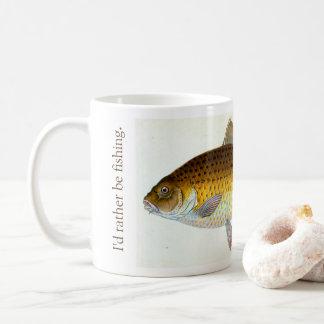 Sería bastante taza de la pesca de la carpa