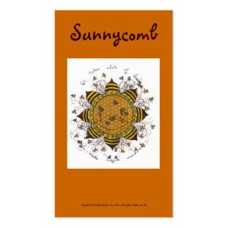 Serie #3 de Sunnycomb Tarjetas De Visita