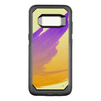 Serie de encargo del viajero de la galaxia S8 de Funda Otterbox Commuter Para Samsung Galaxy S8
