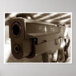 Serie del arma posters