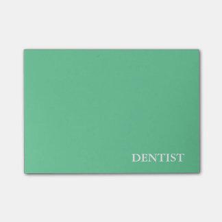 Serie-Dentista de la carrera Notas Post-it®