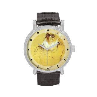 Serov-Retrato de Valentin de P. Relojes De Mano
