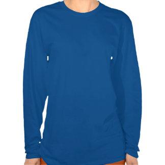 Serpiente azul grande y Dagger-2 Camiseta