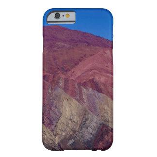 Serranias del Hornocal en la Argentina Funda Barely There iPhone 6