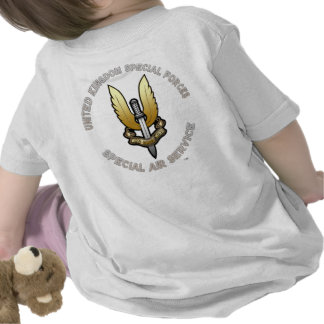 Servicio aéreo especial (SAS) Camiseta