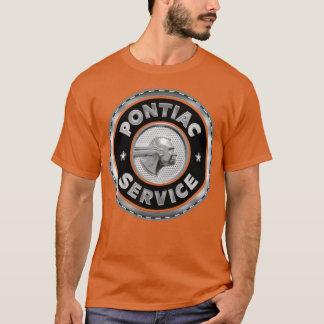Servicio de Pontiac Camiseta