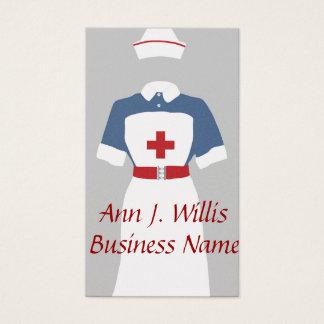 Servicios médicos y de la emergencia del oficio de tarjeta de negocios